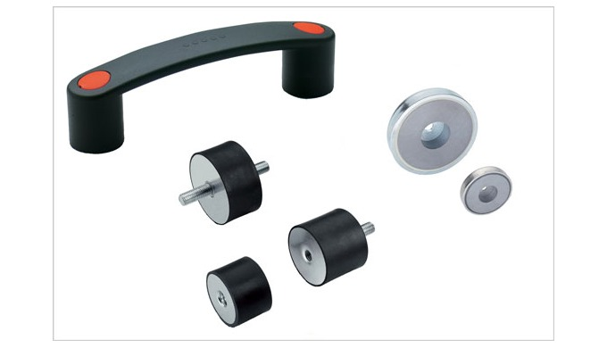 Elesa support the welding equipment industry with high quality, ex-stock standard elements