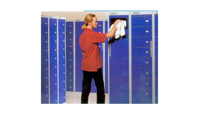 Lockers are the ideal place for your staff to store their workwear. They provide a safe, secure envi...
