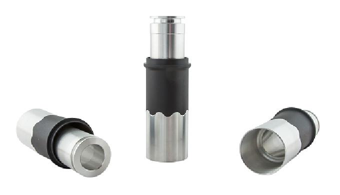 aluminium/aluminium overfladebehandlet