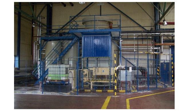 Čistírna odpadních vod s vysokou účinností čistícího procesu, která umožňuje zabezpečit účinné čiště...
