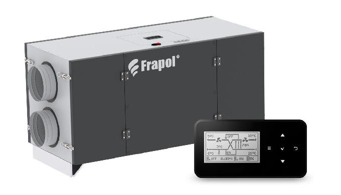 Recuperator ONYX COMPACT 500