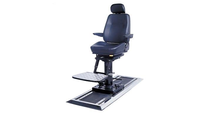 DJPC-501A | marine sliding pilot chair