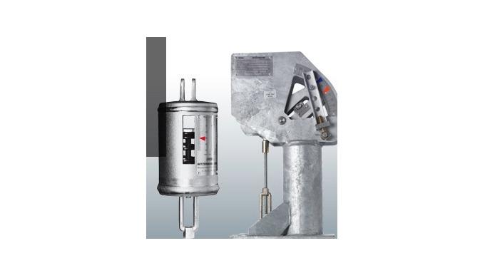 Fjädrade och statiska hängare används överallt där ledningar behöver hängas upp på ett flexibelt sät...