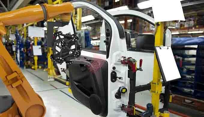 Beschleunigen Sie Ihre industriellen Prüfverfahren, indem die Qualitätskontrolle so nah wie nur mögl...