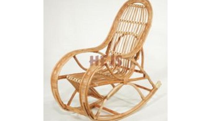 Meble wiklinowe fotele. Wykonanie -wiklina drewno bez kory przeznaczone do domu i ogrodu
