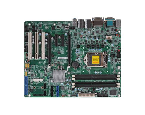 3rd/2nd Gen Intel® Xeon®/Core™, Intel® C216 Chipset Multiple expansion: 2 PCIe x16, 2 PCIe x4, 3 PCI...