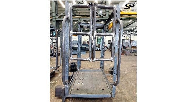OEM steel base platform for crane 1. steel plate: thickness is not limited -- no matter how thick or...