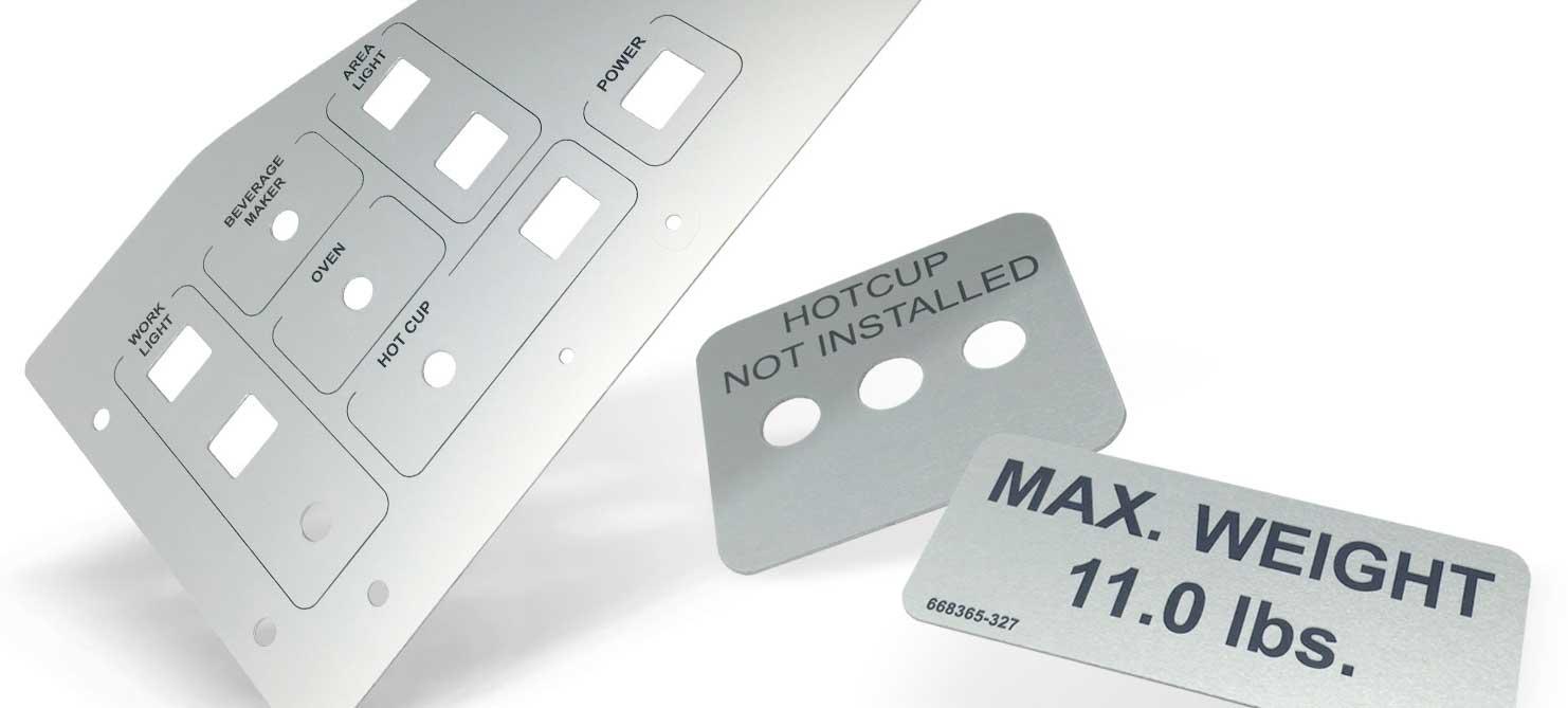 Tisková technologie Eloxprint