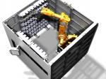 Systémy automatické robotické výměny nástrojů pro CNC obráběcí centra