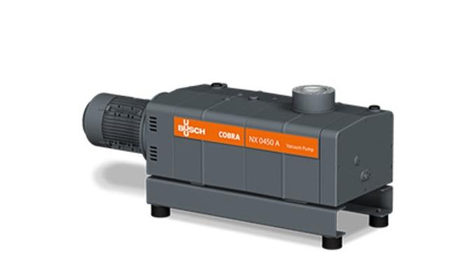 COBRA Industry Dry Screw Vacuum Pumps COBRA Industry dry screw vacuum pumps are ideally suited for i...