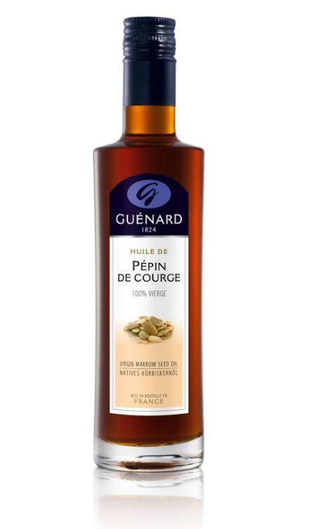 L'Huile de Pépin de courge 100% vierge est une huile aux notes délicieusement fruitées. De couleur b...