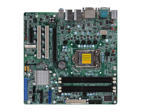 MB330-CRM | 3rd/2nd Gen Intel Core | micro-ATX | DFI