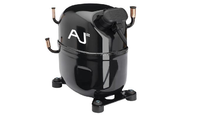Compresseur AJ², qualifié pour les fluides A2L.