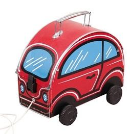 Children´s suitcase car