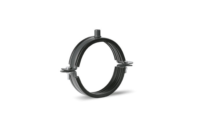 Circular clamp - HORNVAL - Gutter System for industry