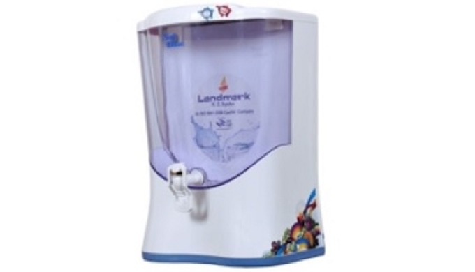 - Seven Stage purification - 9 litres tank, Auto Refill - Fully Automatic - TDS Rejection : 90% - Au...