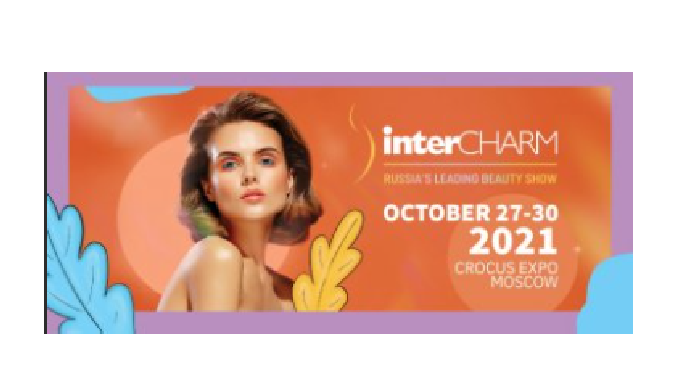 InterCHARM Moscow(Booth No. G22)