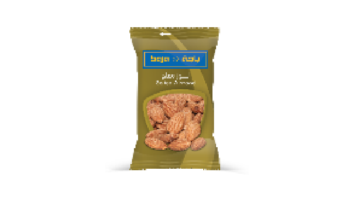 Salted Almond packet - 15g & 30g Salted Almond bag - 160g
