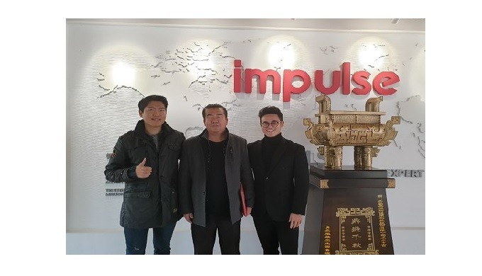 jk industry launch new product with Chinese company 'impulse'