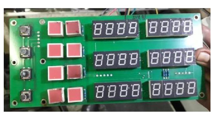 ENDA LED DISP-36 generator display card LED matrix font generator LEDDISP-36 LED display card can be...