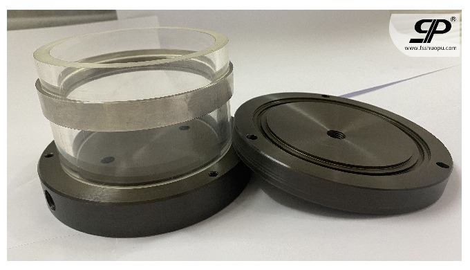 OEM aviation aluminum components for laboratory equipment