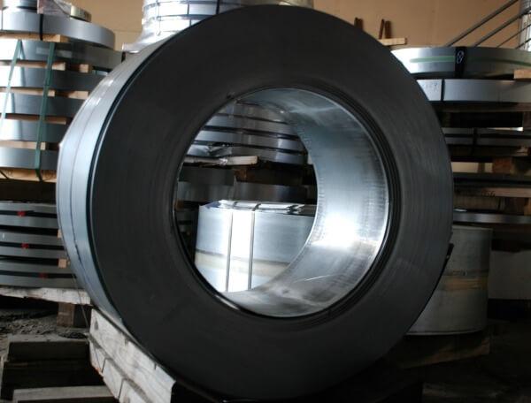 COILSKoldtvalsede coils DC 01 AM / EN 10130Certifikat 3.1 / EN 10204