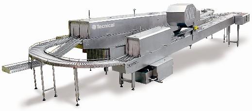 Туннель нанесения противогрибковых средств TAA / Линия противогрибковой обработки TAA