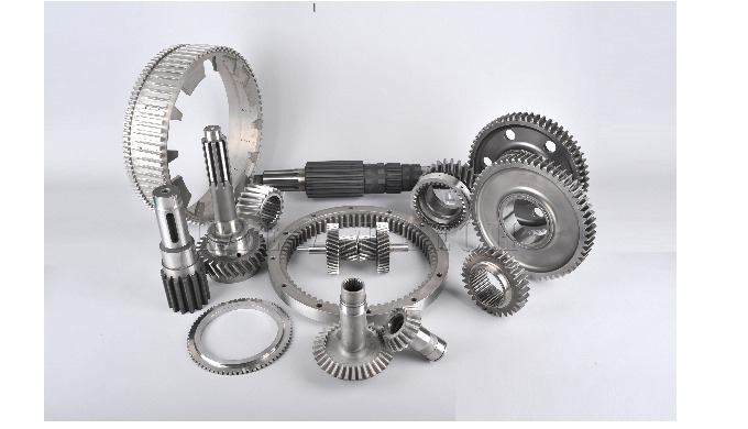 Other Machinery parts (Military-related parts)