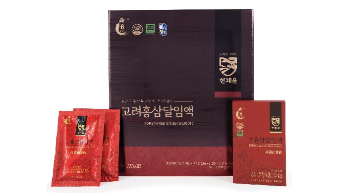 KOREAN RED GINSENG LIQUID