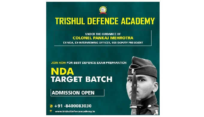 NDA is a national level entrance exam conducted every year. Through this entrance examination, quali...