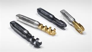 TC115/TC216 taps: The right choice for small and medium batch sizes in a broad range of materials.Fa...