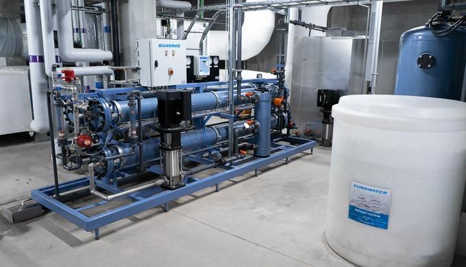 Silhorko-Eurowater, Reverse osmosis units