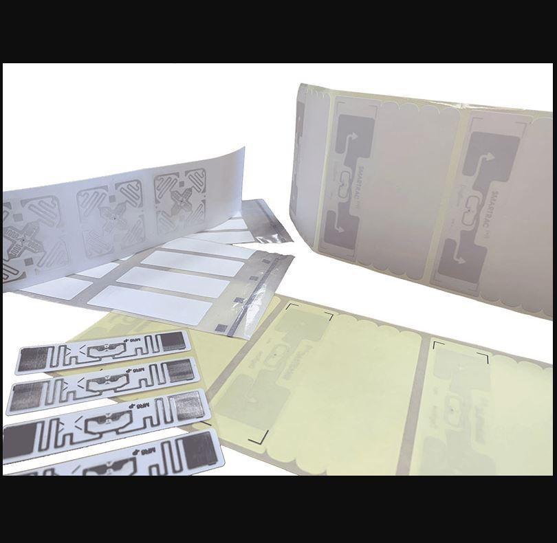 Tupos Graphic vous présente les étiquettes RFID pour votre supply chain, le suivi des bagages aérien...