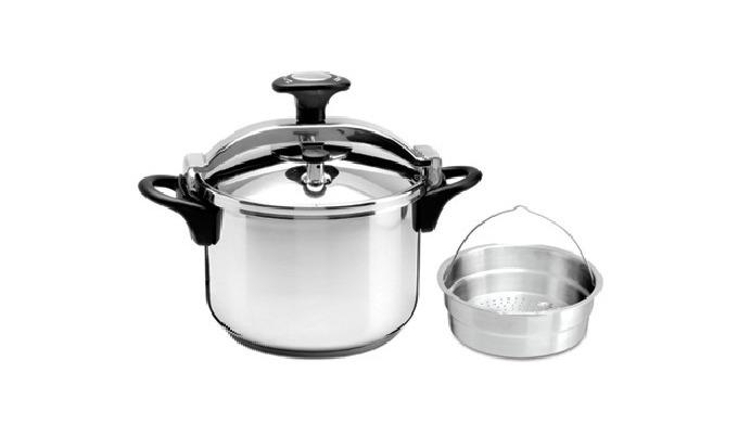 L'autocuiseur Inox Lamacom vous permettra de réussir en un temps chrono tous vos plats : tajines, vi...
