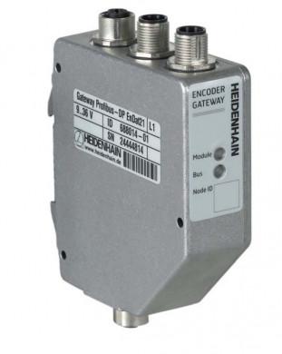 Die Interface-Elektroniken von HEIDENHAIN passen die Messgerätesignale an die Schnittstelle der Folg...