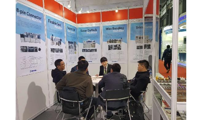 SAMIL TECH CO.,LTD participate in Semicon china 2019