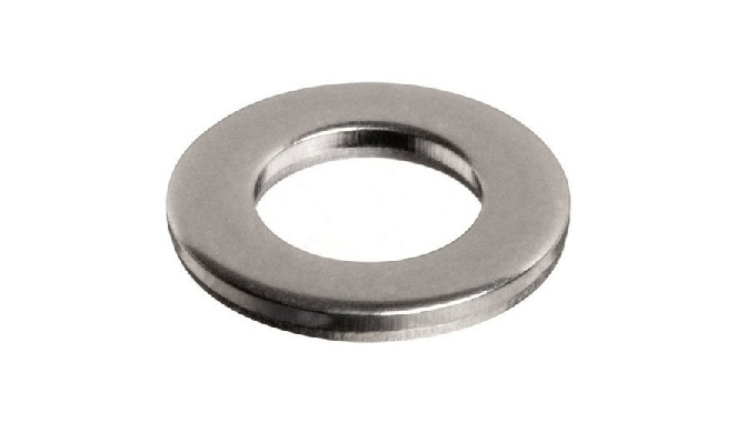SS 304 Washers are used with high quality bolts in order to prevent the loss of pre-load after appli...
