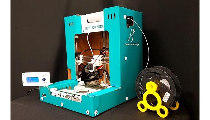 HCP-200 EINZEL - | 3D-Drucker