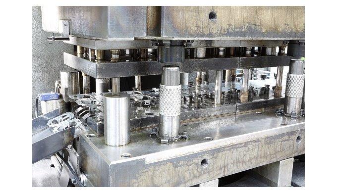 Diseño y fabricación de troqueles:Troqueles progresivosTroqueles doble efectoTroqueles convencionale...