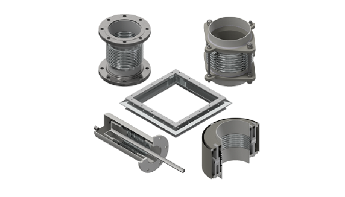 Tcomp, Expansion Joints