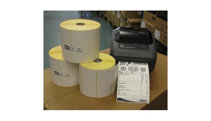 NPT - Printere og labels til fragtmærkning