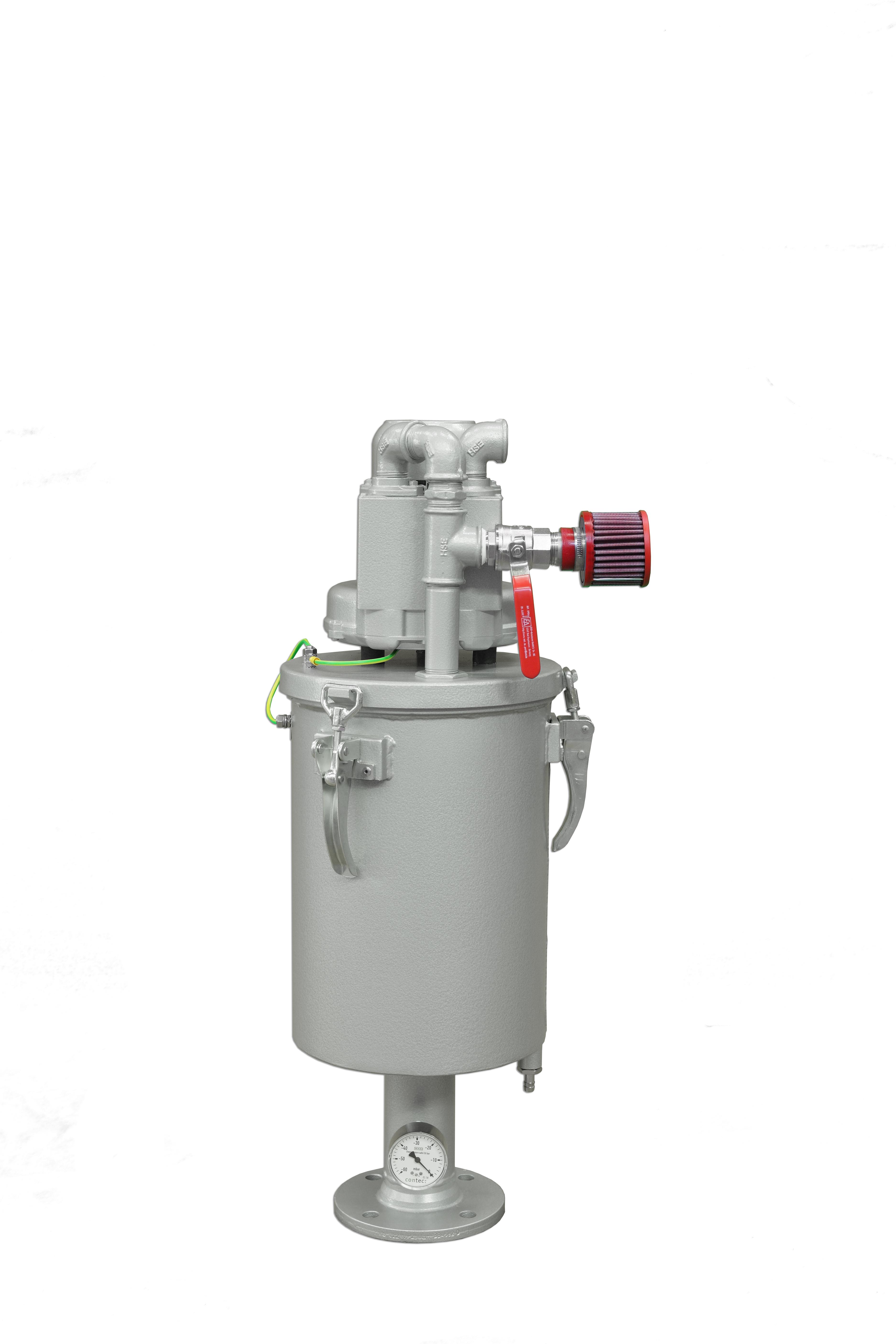 Ölnebelabscheider COMS Typ 180/435-M00