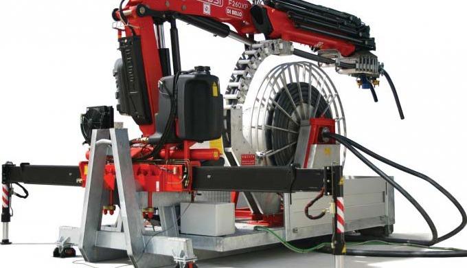Avvolgitori DR Italia produce avvolgitori con azionamenti a motore, idraulici, elettrici o a molla. ...