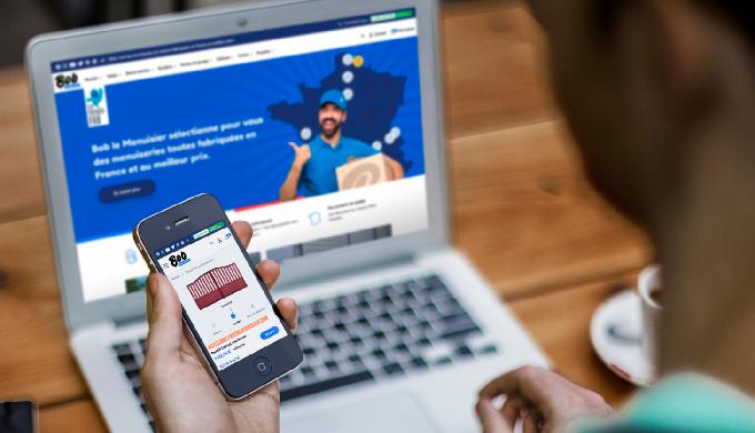 Bob le Menuisier, société française, est le site qui révolutionne la menuiserie en ligne pour que l'...
