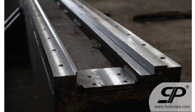 Mechanical guide rail metal machining steel plate: thickness is not limited -- no matter how thick o...