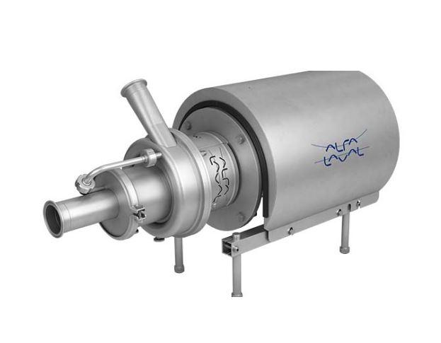 La pompe centrifuge LKH Prime UltraPure est une pompe haute pureté, certifiée EHEDG, à fonctionnemen...