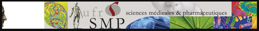 UFR Sciences de la santé vous propose une formation en Médecine avec trois cycles à effectuer, acces...