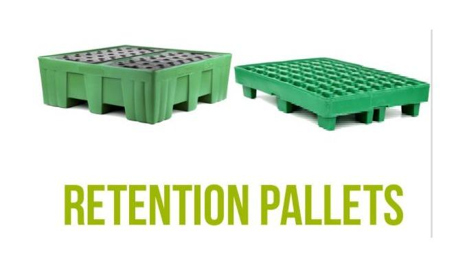 I nostri sistemi di contenimento, totalmente realizzati in plastica e confiformi alle normative più ...