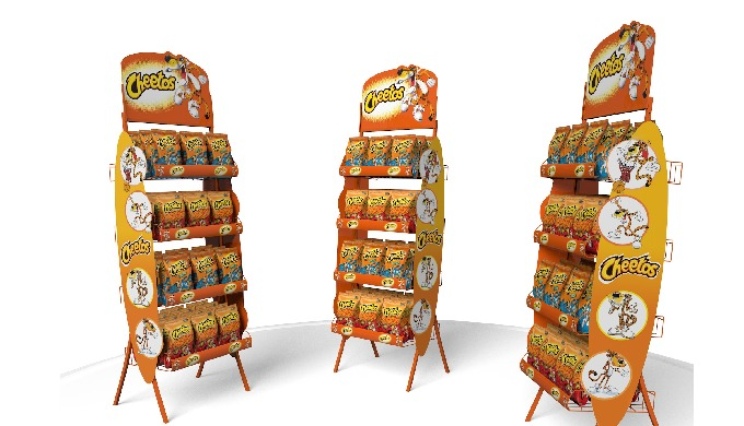 Stand Cheetos