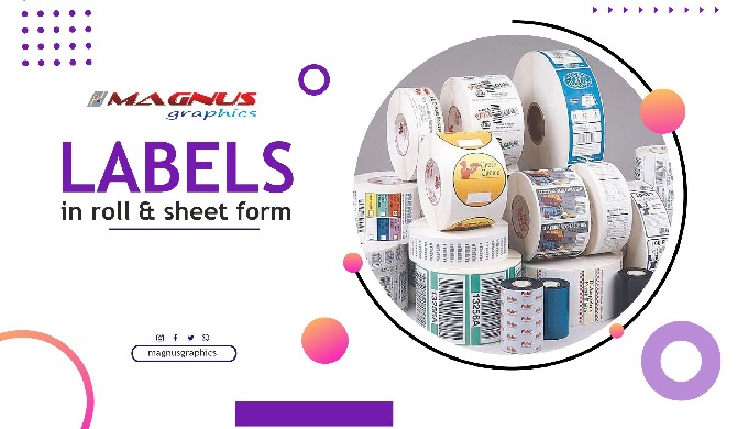 We (Magnus Graphics/Holo India) are in the business of Products & Security Label Manufacturing in In...